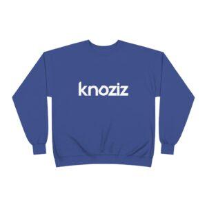 Unisex EcoSmart® Crewneck Sweatshirt - Knoziz Recordings