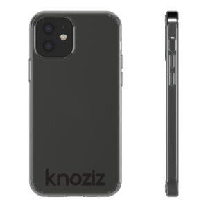 Clear Cases | Protect Your Phone in Svtyle | Knoziz Recordings