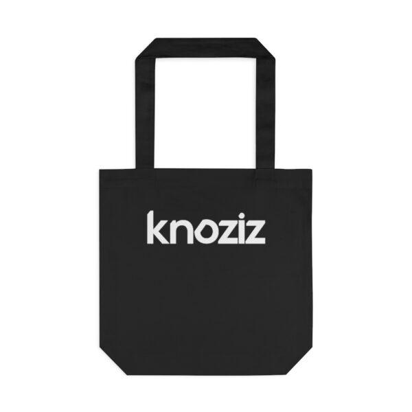 Cotton Tote Bag | Made of 100% cotton | Knoziz Recordings